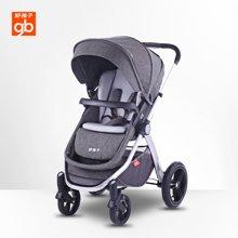 Goodbaby/好孩子 欧式宽敞舒适可躺可坐高景观婴儿推车(适合0-3岁) C990