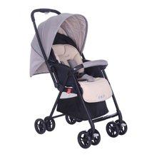 好孩子蜂鸟减震可躺可坐婴儿推车(米灰)(D829-AM325GG)