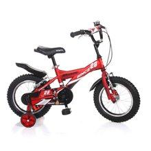 Goodbaby好孩子红色12寸儿童脚踏车自行车(HB1275-K301D(红色))