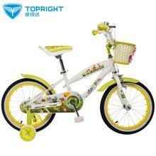 途锐达3岁以上儿童自行车14寸 宝宝小孩自行车 小麋鹿