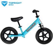 途锐达滑步车3岁以上儿童滑步车12 寸宝宝小孩 童车平衡车 学步车