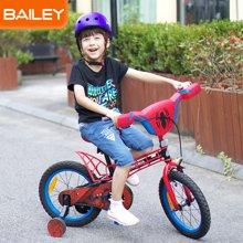 Disney迪士尼Bailey儿童自行车男女单车小孩童车3-13岁12/16寸蜘蛛侠款