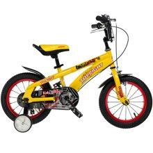 途锐达3岁以上儿童自行车14寸小孩少年自行车童车男女蜘蛛侠