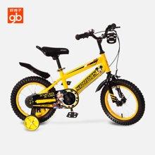 Goodbaby好孩子儿童脚踏车自行车(14寸)(GB1456Q-P800Y(黄色))