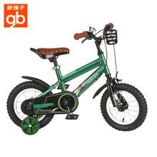 Goodbaby好孩子儿童脚踏车自行车(14寸)(GB1456Q-P104G(绿色))