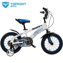 途锐达3岁至10岁儿童自行车18寸小孩自行车童车男蜘蛛侠
