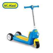 纽奇 儿童滑板车 可坐可骑二合一 红蓝两色可选 SR1405