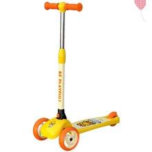 儿童滑板车便携式可折叠三轮儿童滑板车 3-15岁儿童滑板车LD滑板车
