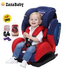 zazababy 儿童汽车安全座椅车载婴儿宝宝9个月-12岁 Za-Iron Thorne