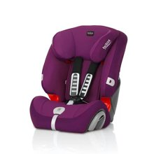 britax宝得适超级百变王白金版9个月-12岁汽车儿童安全座椅