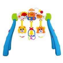 婴侍卫婴儿健身架3合1亲子互动健身架宝宝多功能健身架带音乐YSWSL99005