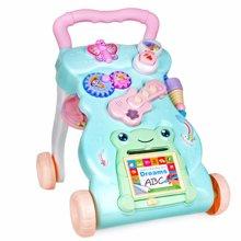 育儿之钥 YuErZhiYao 【宝宝学步婴幼儿学步好帮手】婴儿学步手推车学步车玩具