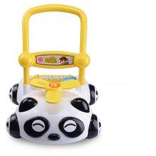 儿童学步车手推车音乐调速可升降防侧翻婴儿童助步6/7-18个月婴幼儿学步车LD7660