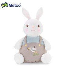 metoo提拉米兔北欧风情 兔子毛绒玩具公仔玩偶抱枕 宝宝安抚娃娃
