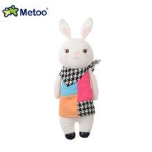 metoo 升级版提拉米兔布娃娃 兔子毛绒玩具时尚公仔玩偶