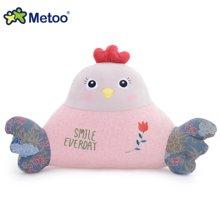 metoo咪兔谷谷哒鸡腰枕毛绒玩具护腰靠垫玩偶抱枕