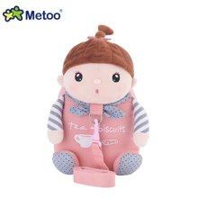 metoo糖豆宝宝1-3岁婴幼儿童防走丢失双肩书包幼儿园书包