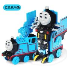 电动托马斯小火车男孩子儿童玩具2-4-6-8周岁益智火车头模型套装9
