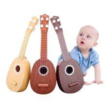 小吉他儿童仿真玩具可弹奏初学者小女孩 尤克里里小号乐器琴礼物