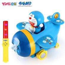 哆啦A梦遥控车 宝宝遥控飞机车重力感应遥控车男孩玩具3岁以上