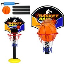 邦宝儿童篮球架可升降男孩室内玩具2-3-4-6宝宝益智户外运动皮球投篮