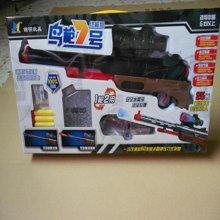 聚优信 JYX-013 环保3C认证带彩灯可发射水弹软弹泡沫弹无害狙击儿童炫酷玩具枪