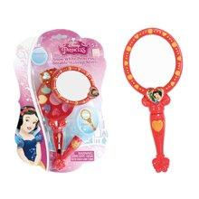 育儿之钥迪士尼公主化妆车儿童化妆品安全无毒彩妆盒套装过家家小女孩玩具