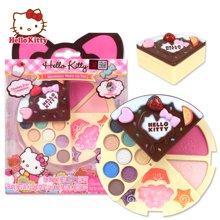 育儿之钥迪士尼HelloKitty凯蒂猫 儿童彩妆盒女孩化妆品过家家玩具套装
