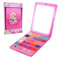 育儿之钥迪士尼儿童化妆品公主经典平板化妆盒女孩玩具过家家玩具生日礼物