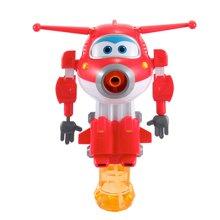 小才童超级飞侠泡泡枪儿童吹泡泡玩具乐迪手摇泡泡枪不漏水MG91523TL