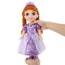小才童挺逗66035 智能巴比冰雪智能娃娃公主对话儿歌故事点播魔音功能6603565CZ