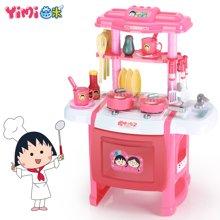 过家家儿童厨房玩具 仿真厨房男宝宝厨具女孩煮饭做饭玩具套装