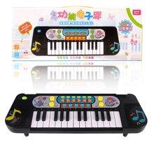 小才童新品多功能宝宝钢琴 儿童音乐乐器玩具HD36021-334121SQ