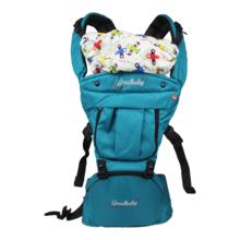 Goodbaby/好孩子 墨绿色双肩腰凳婴儿背带(4个月-18个月) P40001B000