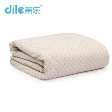 蒂乐双内胆可拆卸儿童棉花被彩棉被子四季款