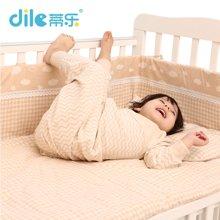 蒂乐彩棉婴儿床床褥纯棉床垫小褥子棉垫