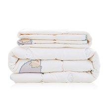 Marvelous Kids 子母被套装全棉绣花婴幼儿幼儿园被子被芯纯棉棉花填充120x150cm