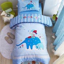 Marvelous kids婴幼儿床上三件套幼儿园三件套全棉被套床单枕套三件套
