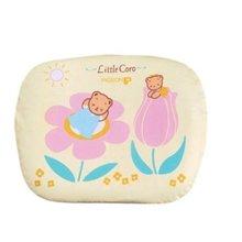 Pigeon/贝亲 黄色婴儿乳胶定型枕 6931025800495