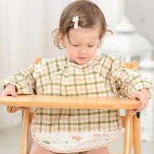 蒂乐苎麻防水婴童罩衣