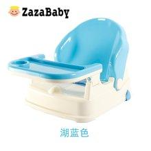 英国zazababy 多功能便携婴儿童餐椅宝宝吃饭桌椅可调节折叠包邮0018