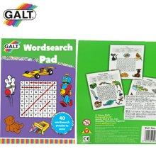 英国GALT/文具-找词游戏