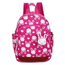 芃拉幼儿园儿童书包3-6女童 男女孩卡通可爱宝宝双肩背包DS5389BLSS