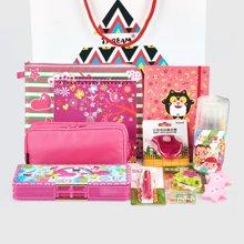上品汇圣诞文具组合套装高档小学生礼盒儿童送礼幼儿园新年礼物