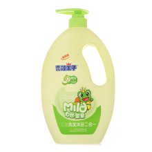 青蛙王子洗发沐浴二合一(1.1L)