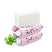 2块装韩国 LG 淘淘安(Toddien) 婴儿洗衣皂 BB皂190g 杨槐香型