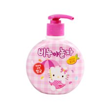 LG 洗手液 300ml Hello Kitty