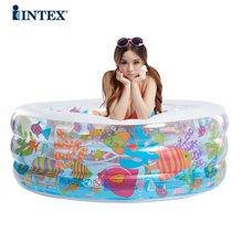 Intex金鱼水池58480