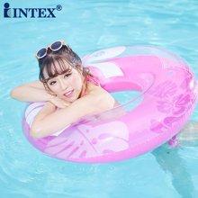 Intex芙蓉花浮圈59251-随机