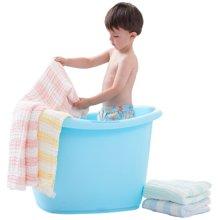 蒂乐宝宝纯棉浴巾强吸水宝宝儿童纱布洗澡毛巾新生儿全棉盖毯